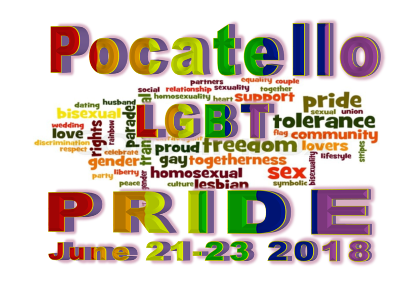 from Emmet gay pride pocatello